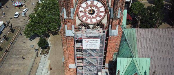 Treppenturm für Bürgermeister-Smidt-Gedächtniskirche