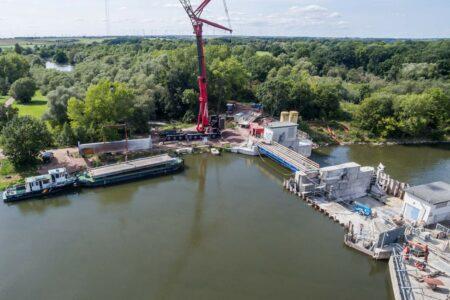 Sanierung des Wasserbauwerks Planena