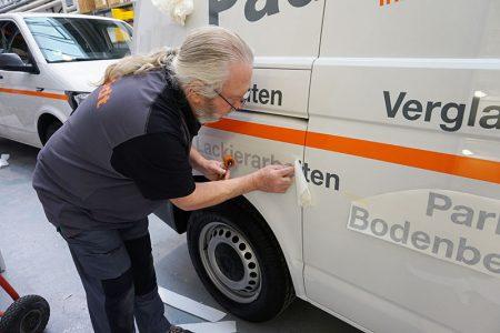 Nietiedt Werbetechnik Fahrzeugbeschriftung