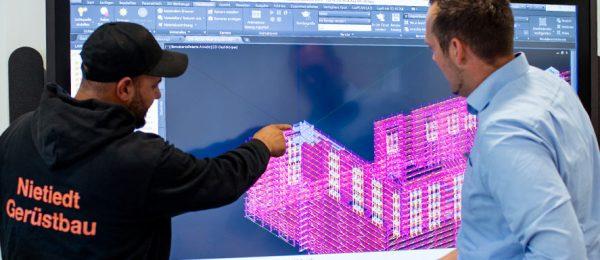 Nietiedt treibt Digitalisierung im Handwerk mit STEPS-Projekt voran