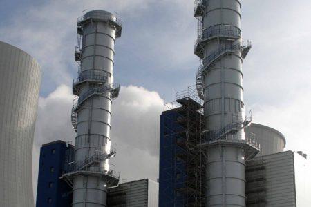 Atmosphärischer Korrosionsschutz für Dammplatte